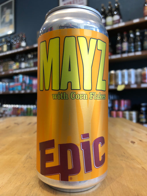 Epic MayZ Hazy IPA 440ml Can