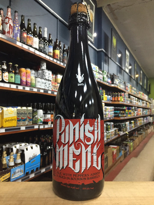 Arrogant Punishment Barrel-Aged American Strong Ale 500ml