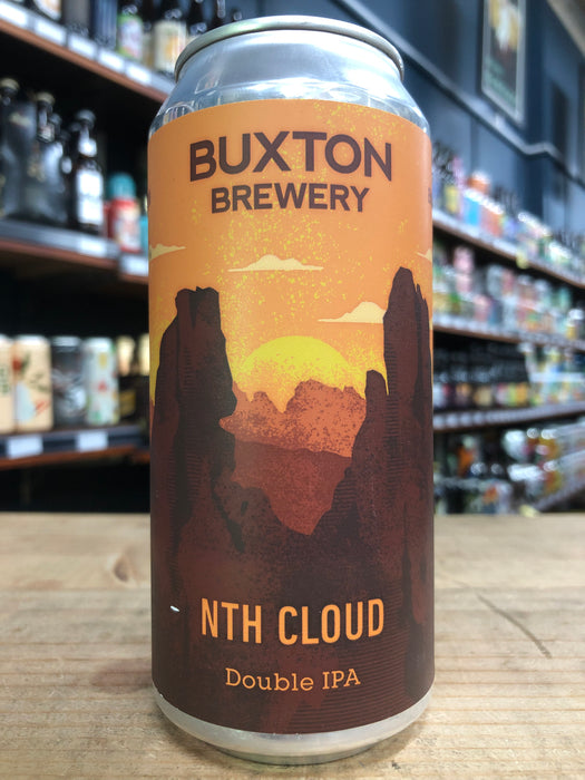 Buxton Nth Cloud Double IPA 440ml Can