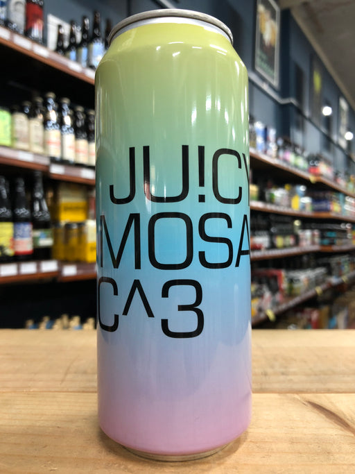 To Øl Ju!cy Mosaic^3 Hazy IPA 500ml Can