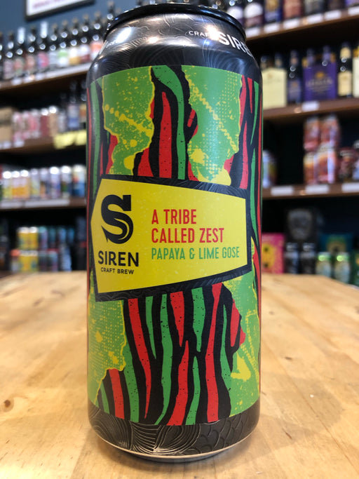 Siren A Tribe Called Zest 440ml Can