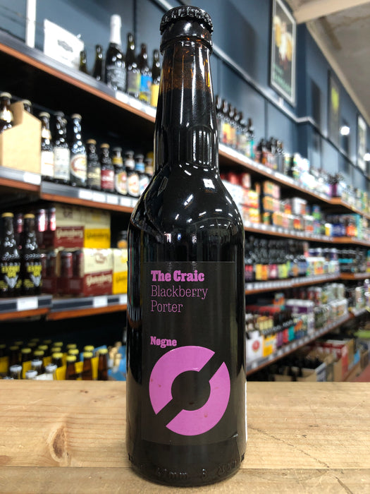 Nøgne Ø The Craic Blackberry Porter 330ml