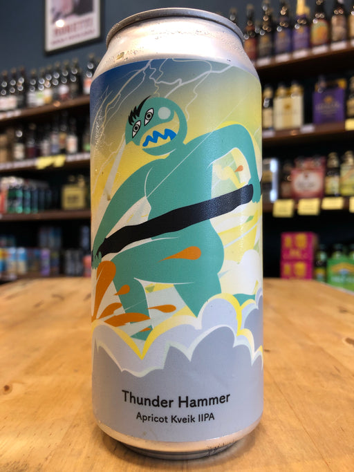 Tallboy & Moose Thunder Hammer 440ml Can