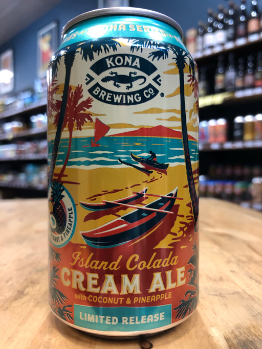 Kona Island Colada Cream Ale 355ml Can