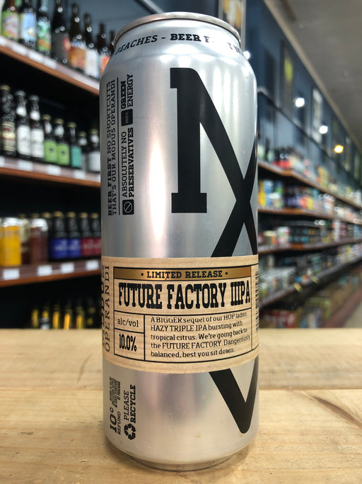 Modus Operandi Future Factory IIIPA 500ml Can