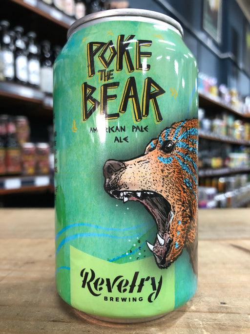 Revelry Poke The Bear 355ml Can