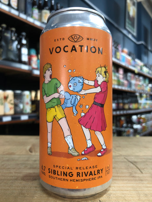 Vocation Sibling Rivalry IPA 440ml Can