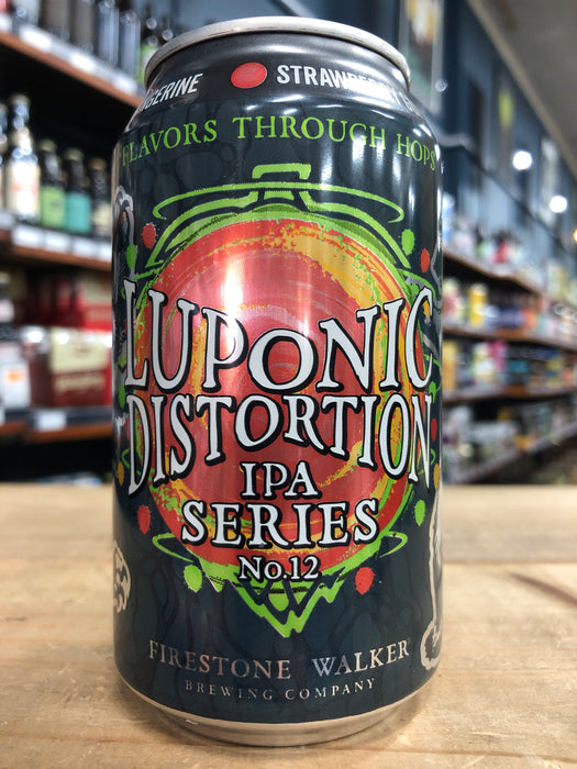 Firestone Walker Luponic Distortion Revolution No. 012 355ml Can