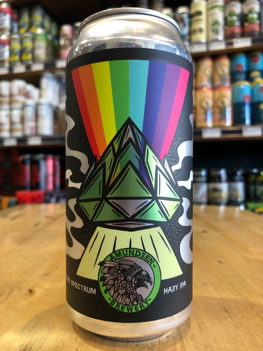 Amundsen Beyond The Spectrum NEIPA 440ml Can