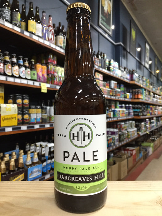 Hargreaves Hill Pale Ale 330ml
