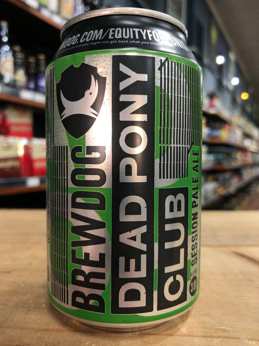 BrewDog Dead Pony 330ml Can