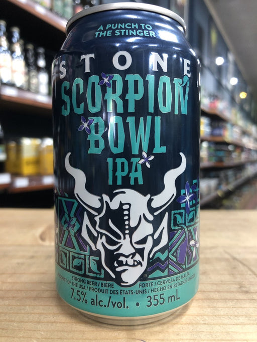 Stone Scorpion Bowl IPA 355ml Can