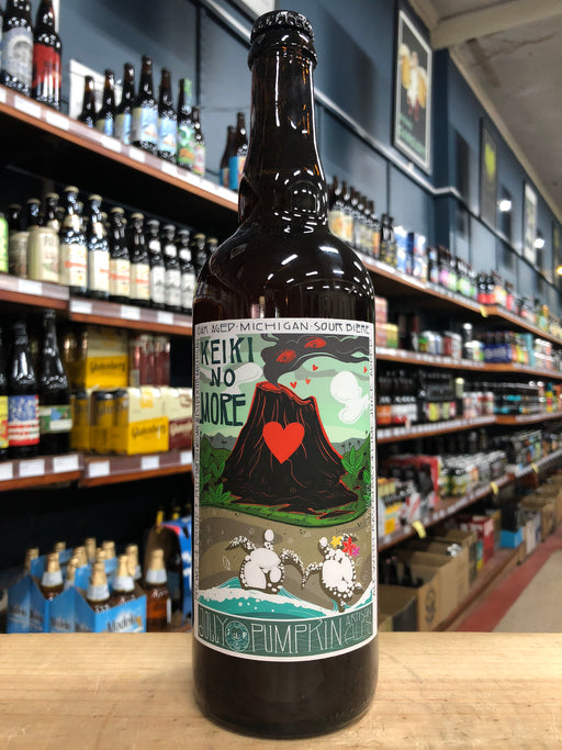 Jolly Pumpkin Keiki No More 750ml