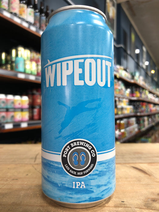 Port Brewing Wipeout IPA 473ml Can