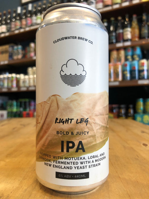 Cloudwater Right Leg IPA 440ml Can
