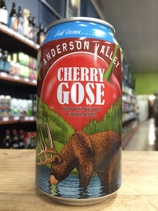 Anderson Valley Cherry Gose 355ml Can