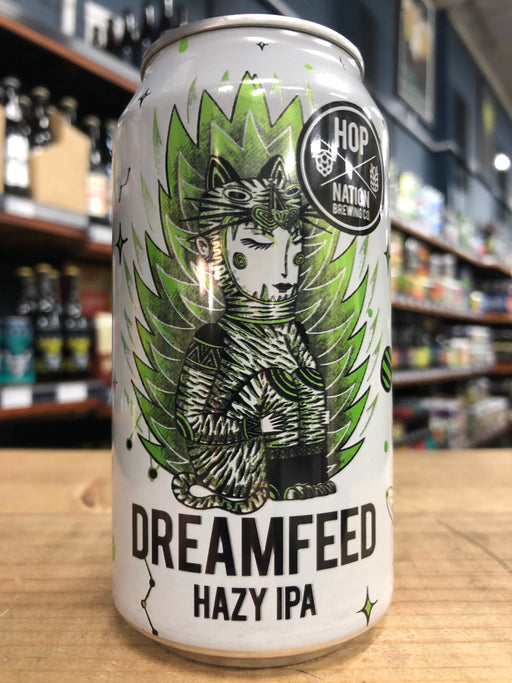 Hop Nation Dreamfeed Hazy IPA 375ml Can