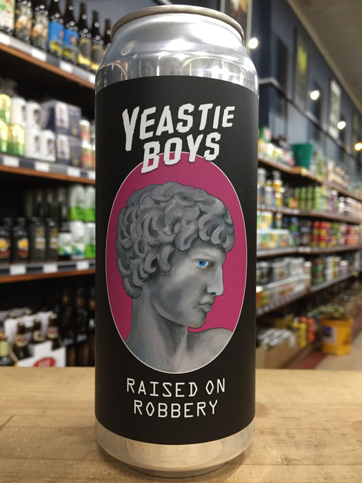Yeastie Boys Rasised On Robbery IPA 500ml Can