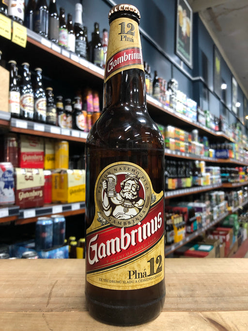 Gambrinus Plná 12 500ml