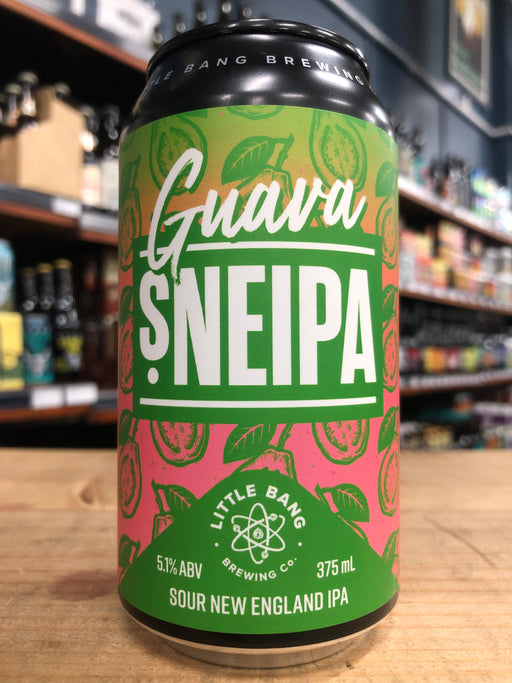 Little Bang Guava SNEIPA 375ml Can