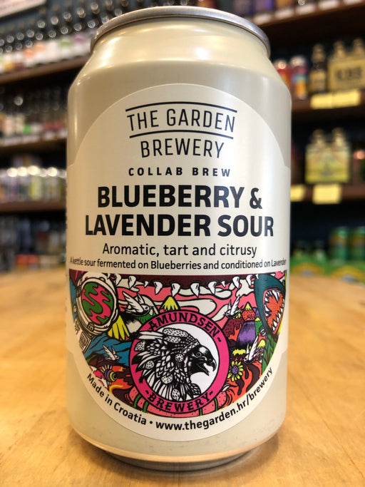 The Garden Blueberry & Lavender Sour 330ml Can