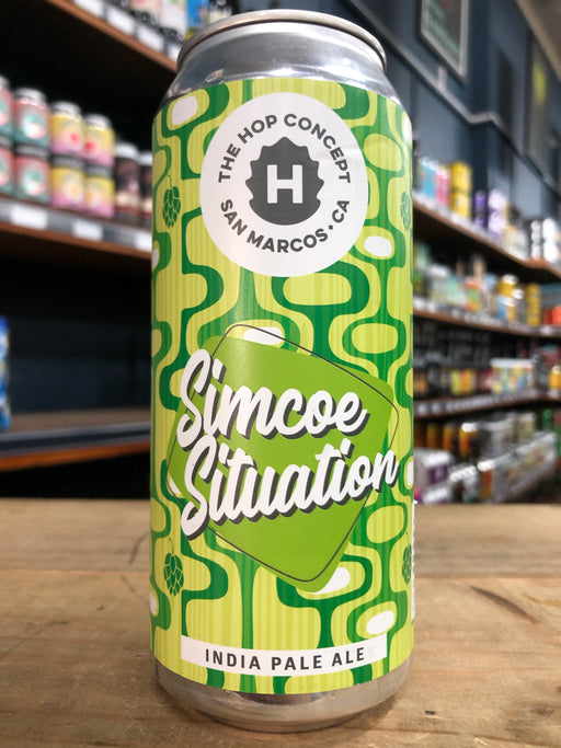 The Hop Concept Simcoe Situation 473ml Can