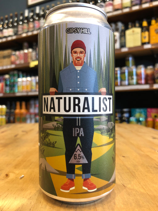 Gipsy Hill Naturalist IPA 440ml Can