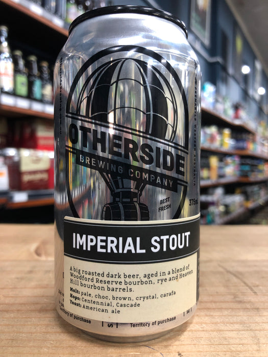 Otherside Experimental Imperial Stout BA 375ml Can