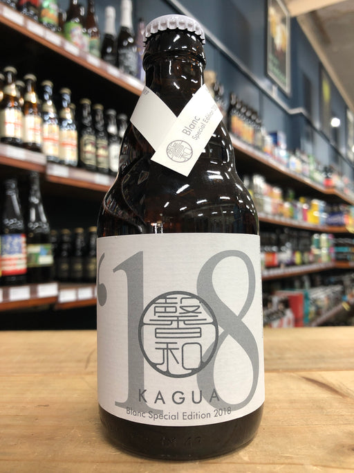 Kagua Blanc Special Edition 2018 330ml