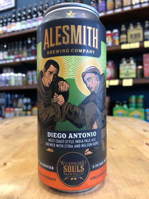 AleSmith Diego Antonio IPA 473ml Can