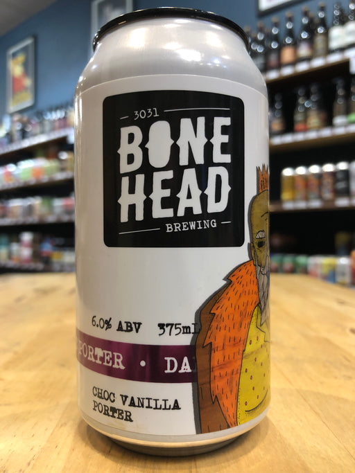 Bonehead Dad's Porter 375ml Can