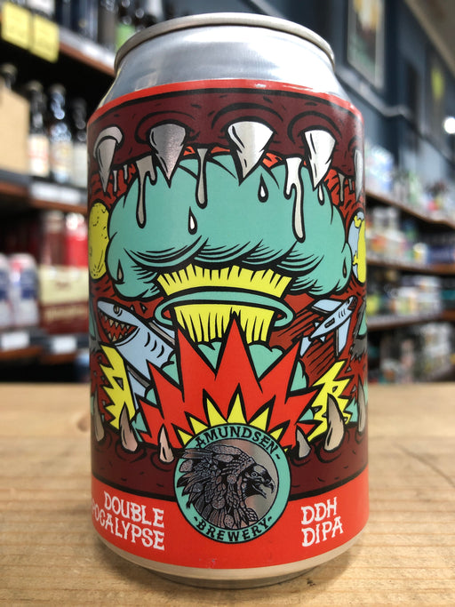 Amundsen Double Apocolypse Double NEIPA 330ml Can