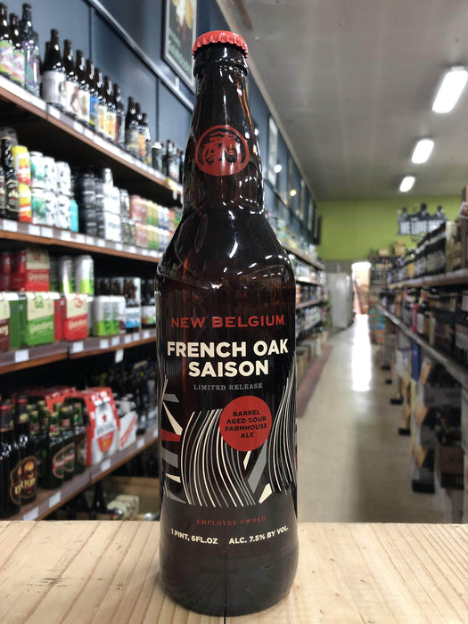New Belgium French Oaked Saison 650ml
