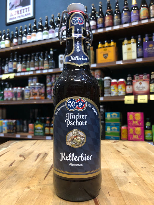 Hacker-Pschorr Kellerbier 500ml