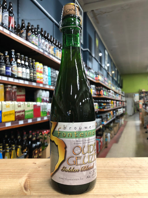 3 Fonteinen Oude Geuze Golden Blend 375ml - Purvis Beer