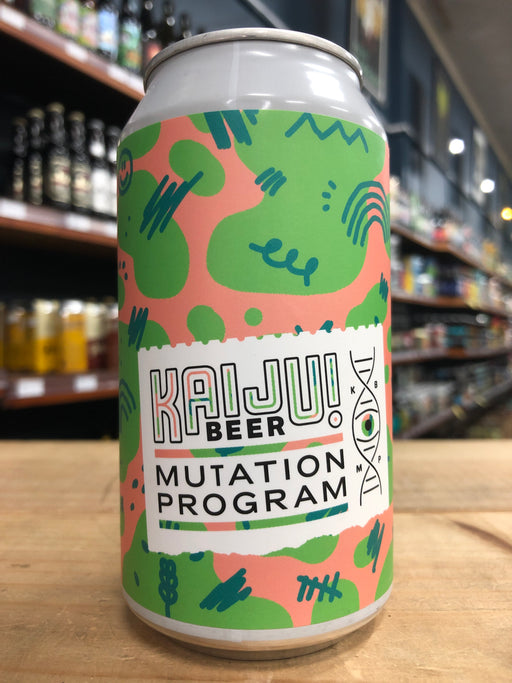 Kaiju Main Squeeze (Mutation Program #0001) 375ml Can