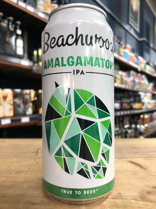 Beachwood Amalgamator IPA 473ml Can