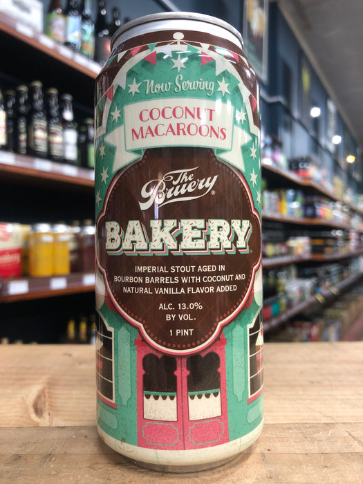 The Bruery Bakery Coconut Macaroons Imperial Stout 473ml Can
