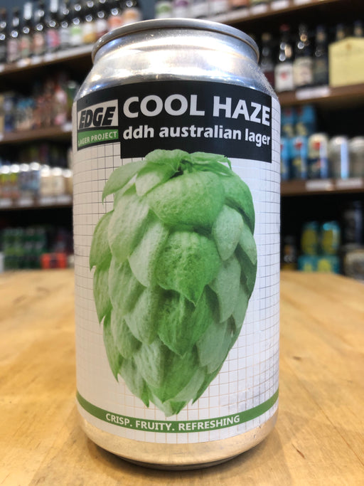 Edge Cool Haze DDH Lager 355ml Can
