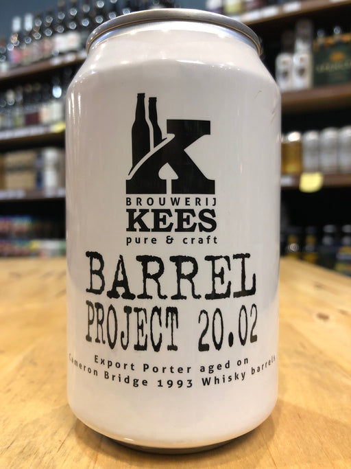 Kees Barrel Project 20.02 330ml Can