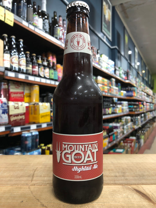 Mountain Goat Hightail Ale 330ml