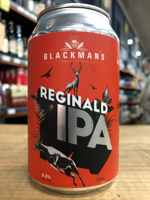 Blackman's Reginald IPA 330ml Can