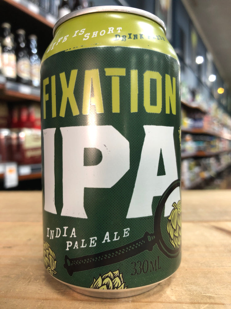 Fixation IPA 330ml Can