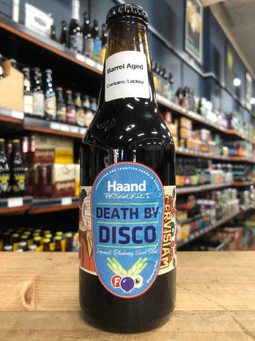 HaandBryggeriet Double Barrel Aged Death By Disco 330ml