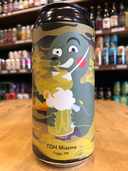 Tallboy & Moose TDH Miasma Foggy IPA 440ml Can