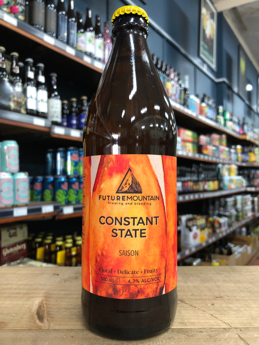 Future Mountain Constant State Saison 500ml