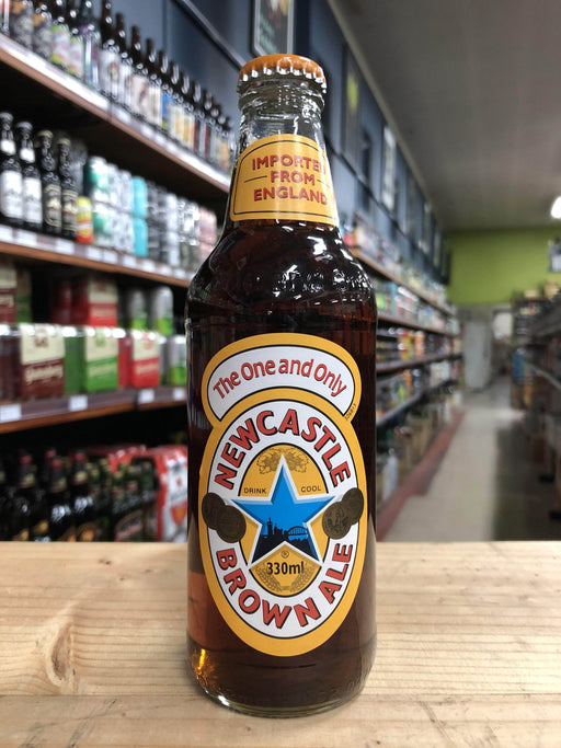 Newcastle Brown Ale 330ml