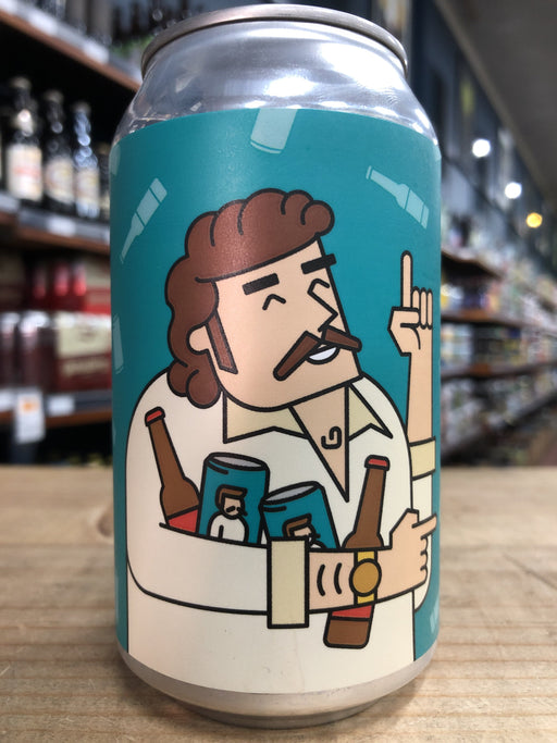 CoConspirators The Distributor Hazy Double IPA 355ml Can