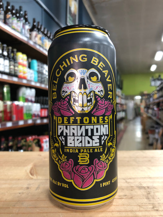 Belching Beaver Phantom Bride 473ml Can - Purvis Beer