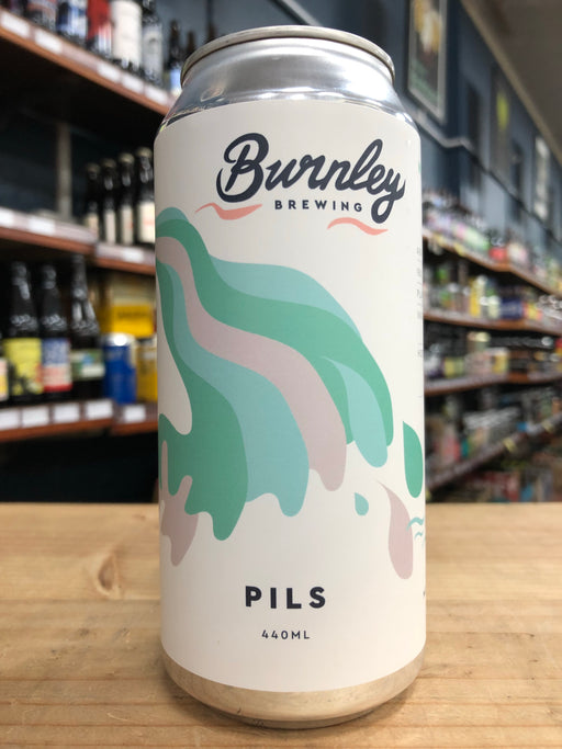 Burnley Brewing Pils 440ml Can